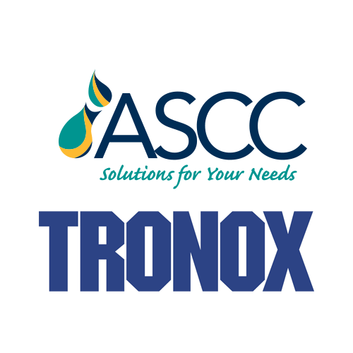 ASCC announced as partner with Tronox Australia for the distribution of Titanium Dioxide